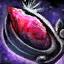 Ornate Ruby Jewel