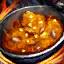 Bowl of Spiced Mashed Yams