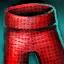 Guild Wars 2 Rembourrage de pantalon de cuir coriace