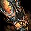 Gargoyle Torch Skin
