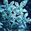 Flocon de neige sans défaut