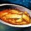 Bowl of Mango Pie Filling