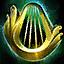 Minstrel's Intricate Gossamer Insignia