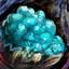 Cristal de chrysocolle