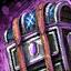 Guild Wars 2 Sac à dos de bijoutier entrelacé