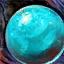 Orbe de chrysocolle