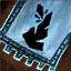 Guild Wars 2 Insigne en coton brodé robuste