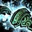 Magi's Aurora Mantle of Melandru