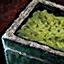 Bocal de sauce menthe-persil