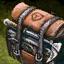 Guild Wars 2 Sac à dos de forgeron d'armures tenace