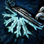 Snowflake Silver Amulet
