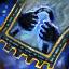 Guild Wars 2 Insigne en coton entrelacé solide