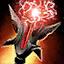 Cleric's Volcanic Stormcaller Torch