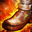 Cleric's Seer Boots of Scavenging