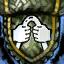 Guild Wars 2 Insigne en laine solide