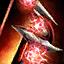 Berserker's Volcanic Stormcaller Longbow