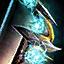 Berserker's Charged Stormcaller Longbow