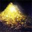 Tas de poussière aurique